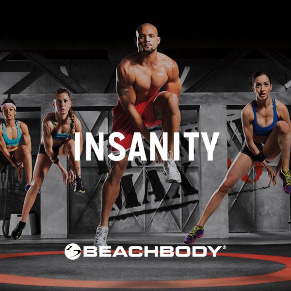 Beach Body – Insanity