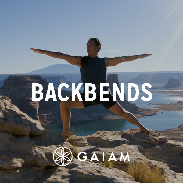 Gaiam – Backbends