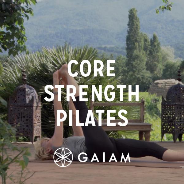 Gaiam – Core Strength Pilates
