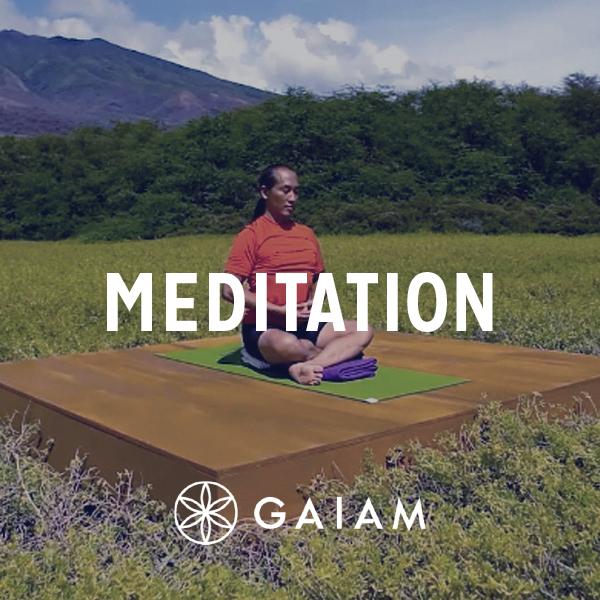 Gaiam – Meditation
