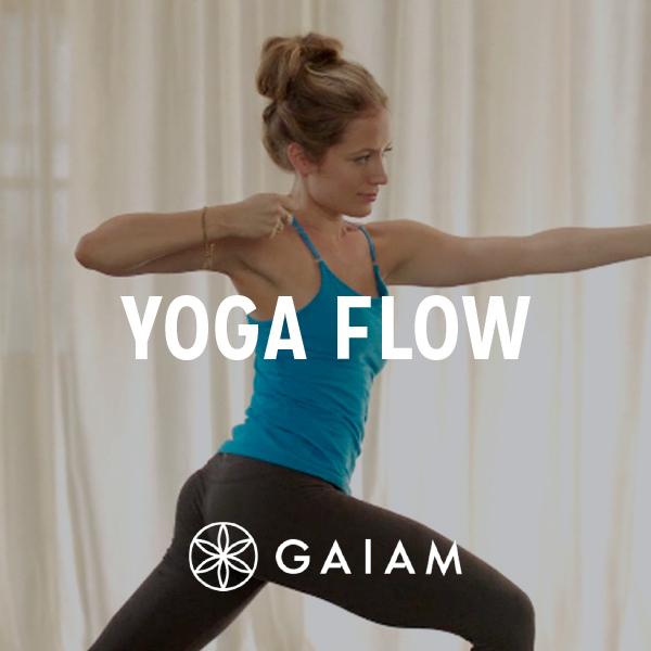 Gaiam – Yoga Flow